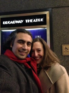 Raj&Hope_Bway Theatre_Jan_28_2013