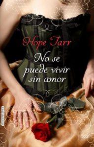 NO SE PUEDE VIVIR SIN AMOR by Hope Tarr