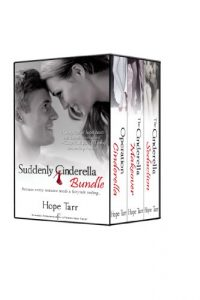 Suddenly Cinderella Bundle (Entangled Indulgence) by Hope Tarr
