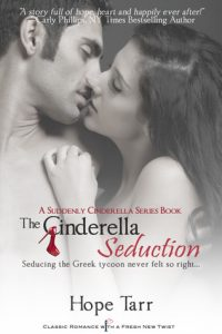 The Cinderella Seduction (Suddenly Cinderella #3) by Hope Tarr