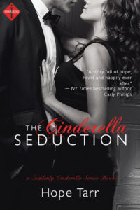 The Cinderella Seduction ebook for 99 cents